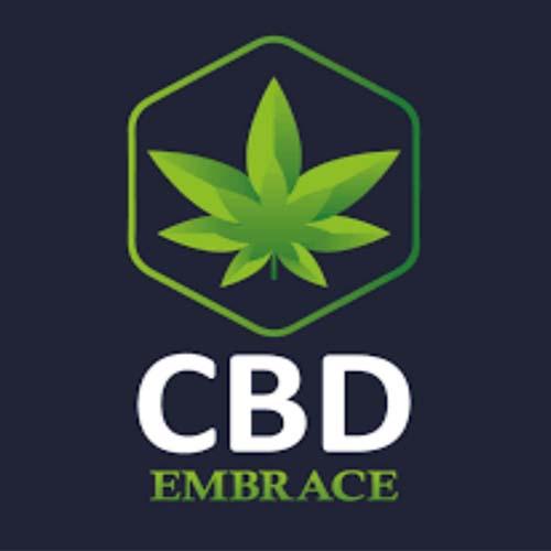 CBD Embrace Logo