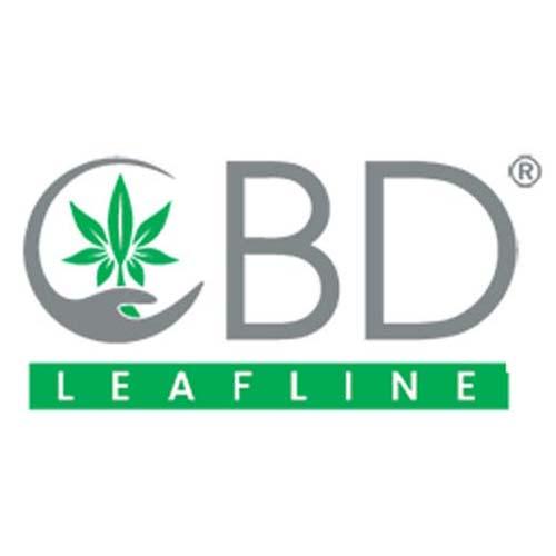 CBD Leafline Logo