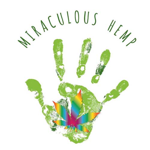Miraculous hemp logo