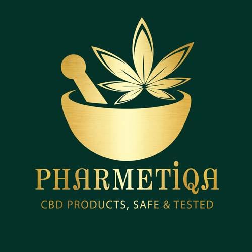Pharmetiqa CBD logo